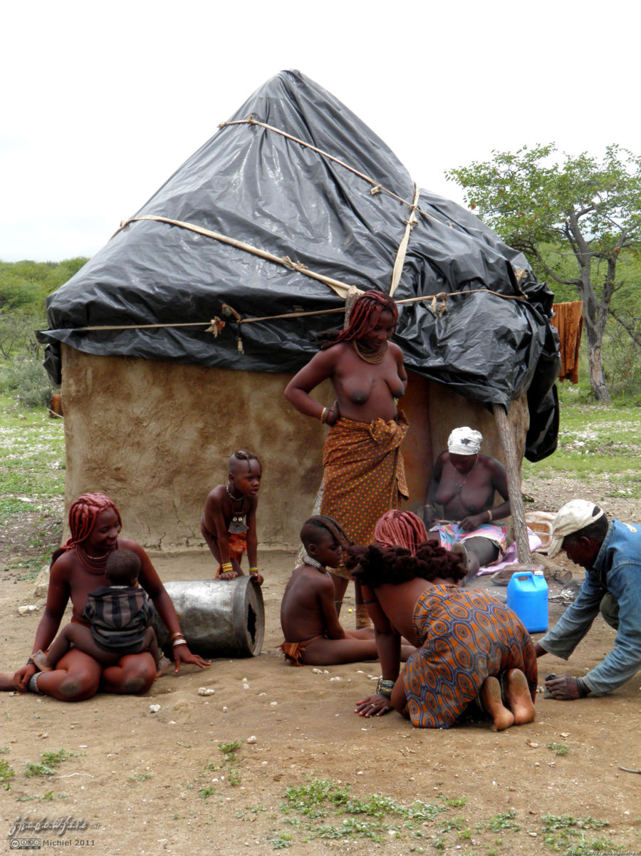 Himba village, Namibia, Africa 2011,travel, photography