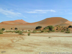 Sossusvlei, The Sand Dune Sea, Namib Desert, Namibia, Africa 2011,travel, photography