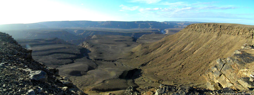 Fish River Canyon panorama Fish River Canyon, Namibia, Africa 2011,travel, photography,favorites, panoramas