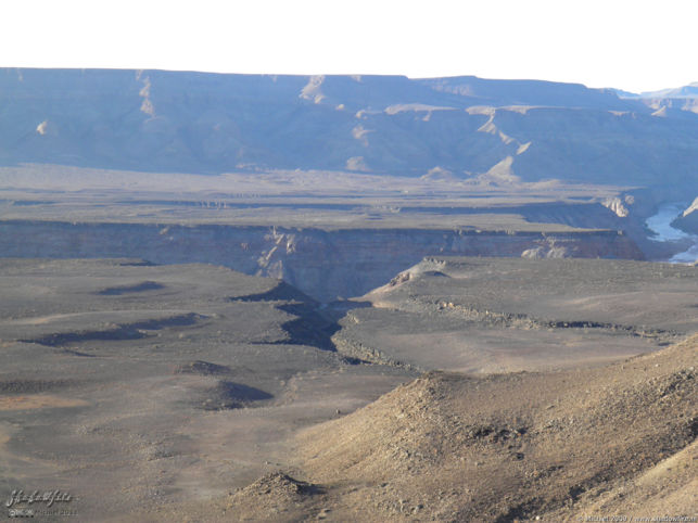 Fish River Canyon, Namibia, Africa 2011,travel, photography