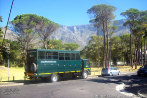 Table Mountain, downtown, Cape Town, South Africa, Africa 2011,travel, photography