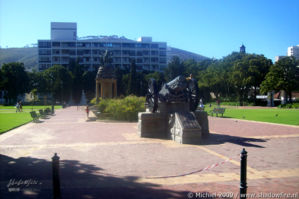 city park, downtown, Cape Town, South Africa, Africa 2011,travel, photography