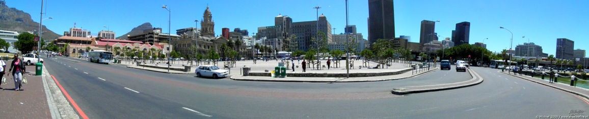 City Hall panorama City Hall, downtown, Cape Town, South Africa, Africa 2011,travel, photography,favorites, panoramas