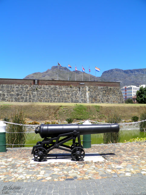 Castle of Good Hope, downtown, Cape Town, South Africa, Africa 2011,travel, photography