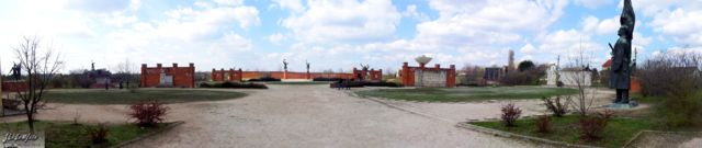 Memento Park panorama Memento Park, Budapest, Hungary, Budapest 2010,travel, photography,favorites, panoramas