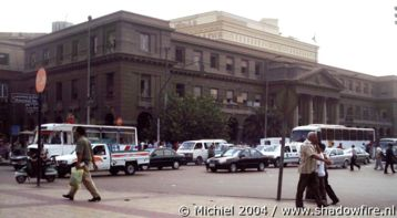 Sharia Ramses street, Cairo, Egypt 2004,travel, photography