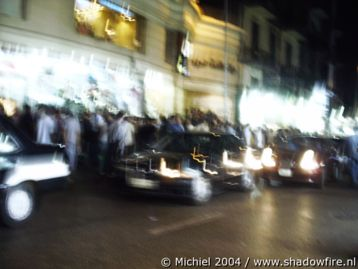 Talaat Harb street, Cairo, Cairo, Egypt 2004,travel, photography