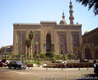 Ar Rifai Mosque, Islamic Cairo, Cairo, Egypt 2004,travel, photography