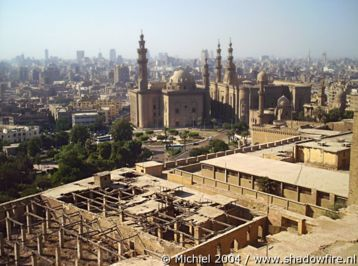 Islamic Cairo, Citadel, Cairo, Egypt 2004,travel, photography
