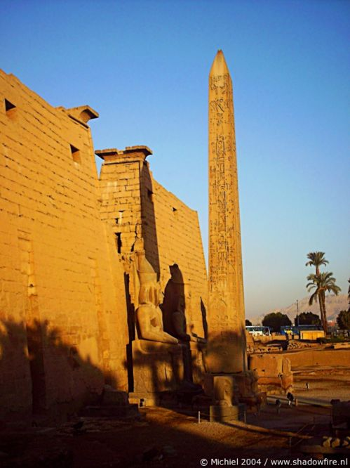 Luxor Temple, East Bank, Luxor, Egypt 2004,travel, photography,favorites