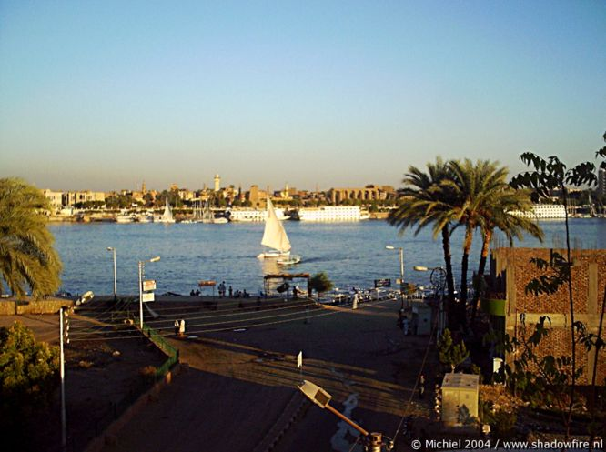 Nile river, West Bank, Luxor, Egypt 2004,travel, photography,favorites