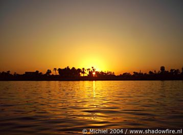 Nile river, Luxor, Egypt 2004,travel, photography,favorites