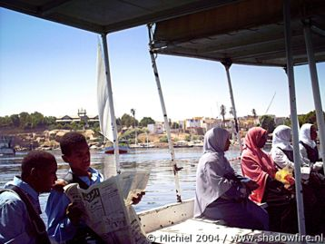 Nile river, Aswan, Egypt 2004,travel, photography,favorites