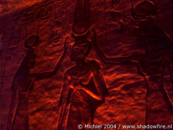 Nefretari Temple, Abu Simbel, Egypt 2004,travel, photography,favorites