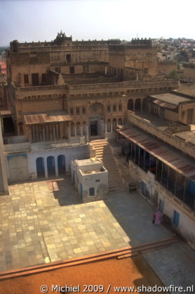 haveli, Ramgarh, Shekhawati, Rajasthan, India, India 2009,travel, photography,favorites
