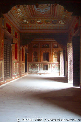 Sone Chandi Ki Dukan haveli, Mahansar, Shekhawati, Rajasthan, India, India 2009,travel, photography