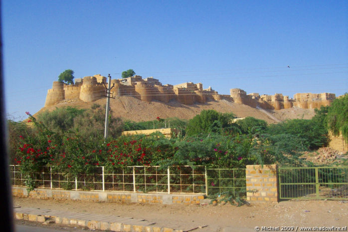 fort, Jaisalmer, Rajasthan, India, India 2009,travel, photography