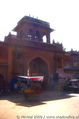 Clock Tower market, Jodhpur, Rajasthan, India, India 2009,travel, photography