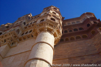 Mehrangarh fort, Jodhpur, Rajasthan, India, India 2009,travel, photography,favorites
