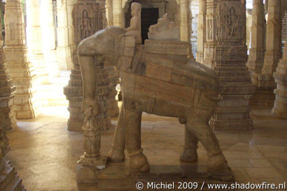 Jain temples, Ranakpur, Rajasthan, India, India 2009,travel, photography
