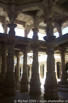 Jain temples, Ranakpur, Rajasthan, India, India 2009,travel, photography,favorites