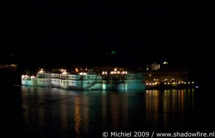 Jagniwas Palace Hotel Island, Lake Pichola, Udaipur, Rajasthan, India, India 2009,travel, photography,favorites