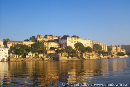 City Palace, Lake Pichola, Udaipur, Rajasthan, India, India 2009,travel, photography,favorites