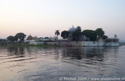 Jagmandir Island, Lake Pichola, Udaipur, Rajasthan, India, India 2009,travel, photography,favorites