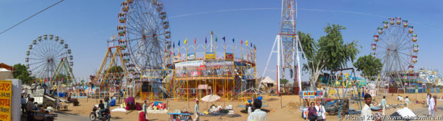Camel Fair panorama Camel Fair, Pushkar, Rajasthan, India, India 2009,travel, photography,favorites, panoramas