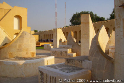 Jantar Mantar astronomic observatory, Jaipur, Rajasthan, India, India 2009,travel, photography,favorites
