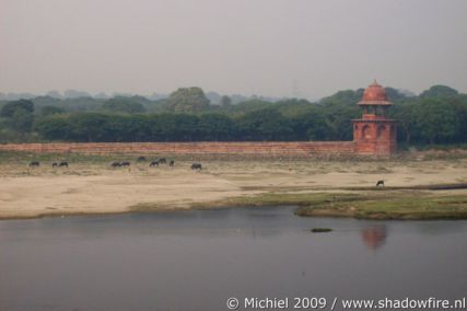 Yamuna river, Taj Mahal, Agra, Uttar Pradesh, India, India 2009,travel, photography,favorites