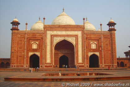 Taj Mahal, Agra, Uttar Pradesh, India, India 2009,travel, photography,favorites