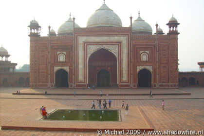 Taj Mahal, Agra, Uttar Pradesh, India, India 2009,travel, photography