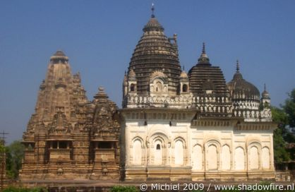Lakshmana Hindu temple, western group, Khajuraho, Madhya Pradesh, India, India 2009,travel, photography,favorites