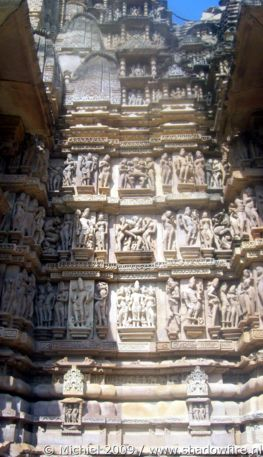 western Hindu temple group, Khajuraho, Madhya Pradesh, India, India 2009,travel, photography,favorites