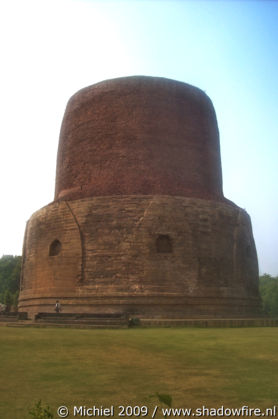 Dhamekh Stupa, Sarnath, Uttar Pradesh, India, India 2009,travel, photography,favorites