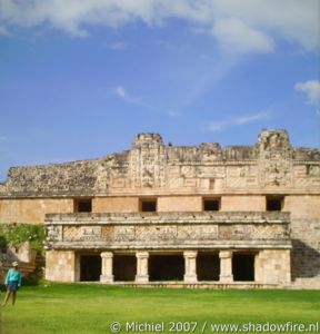 Uxmal ruins, Mexico 2007,travel, photography