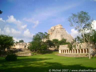 Uxmal ruins, Mexico 2007,travel, photography,favorites