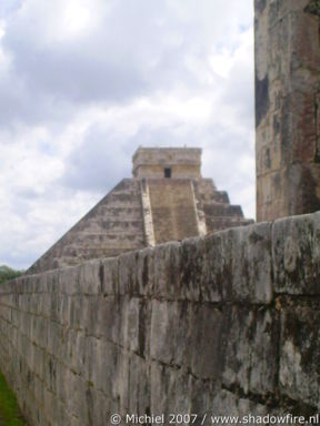 Chichen Itza ruins, Mexico 2007,travel, photography,favorites