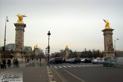 Pont Alexandre III, Grand Palais, Seine river, Paris, France, Paris 2010,travel, photography