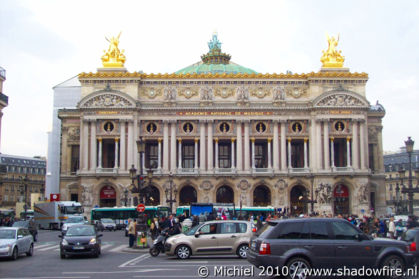 Opera House, Palais Garnier, Paris, France, Paris 2010,travel, photography