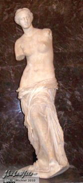 Venus de Milo, Louvre, Paris, France, Paris 2010,travel, photography