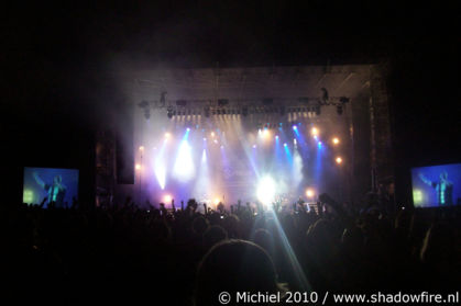 Sabaton, main stage, Metal Camp, Tolmin, Slovenia, Metal Camp and Venice 2010,travel, photography,favorites