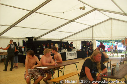 Manowar tent, Metal Camp, Tolmin, Slovenia, Metal Camp and Venice 2010,travel, photography,favorites