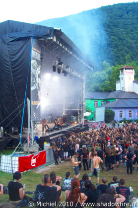 Fintroll, main stage, Metal Camp, Tolmin, Slovenia, Metal Camp and Venice 2010,travel, photography,favorites