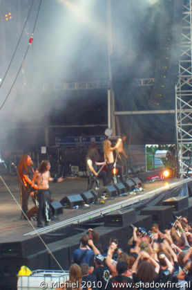 Fintroll, main stage, Metal Camp, Tolmin, Slovenia, Metal Camp and Venice 2010,travel, photography