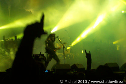 Immortal, main stage, Metal Camp, Tolmin, Slovenia, Metal Camp and Venice 2010,travel, photography,favorites