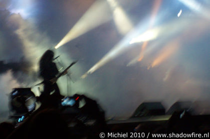 Immortal, main stage, Metal Camp, Tolmin, Slovenia, Metal Camp and Venice 2010,travel, photography