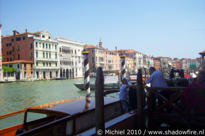 Canal Grande, San Polo, Venice, Italy, Metal Camp and Venice 2010,travel, photography