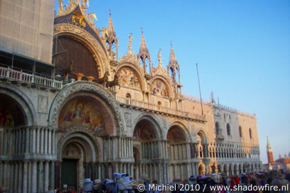 Piazza San Marco, San Marco, Venice, Italy, Metal Camp and Venice 2010,travel, photography